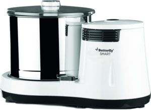 Butterfly Smart 150-Watt Table Top Wet Grinder with Coconut Scrapper Attachment (White and Grey)​ sample
