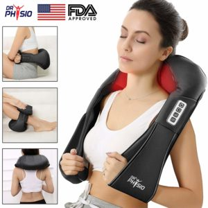 DrPhysio(USA) Electric HeatShiatsuMachine Body Massagers sample
