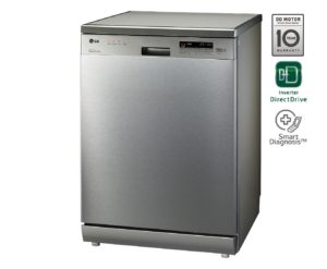 LG Free-Standing 14 Place Settings Dishwasher (D1452CF)​ sample
