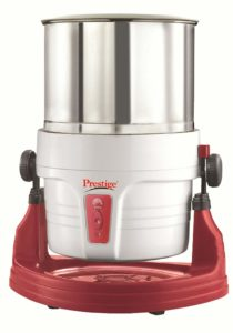 Prestige Wet Grinder PWG 05 (200 watts) with Coconut Scraper and Atta Kneader Attachment