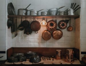 kitchen utensils sample