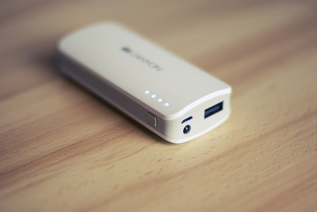 power bank sample