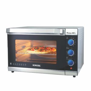 Borosil Prima BOTG48CRS15 48-Litre Oven Toaster Grill (Grey) sample
