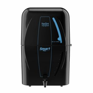 Eureka Forbes Aquasure from Aquaguard Smart Plus 6-Litres RO+UV+MTDS Water Purifier, Black​ sample