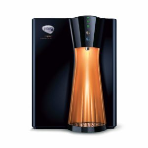 HUL Pureit Copper+ Mineral RO+UV+MF 8 Litre Water Purifier (Black/Copper)​ sample