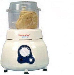 Homeplus Plastic Vertical Dough Maker (White, Homeplus-atta-kneader) sample