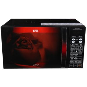 IFB 23 L Convection Microwave Oven (23BC4, Black+Floral Design) sample