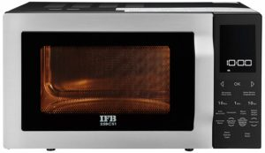 IFB 25 L Convection Microwave Oven (25BCS1, Black)​ sample