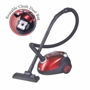 Inalsa Spruce-1200W Vacuum Cleaner for Home with Blower Function and Reusable dust Bag ​ sample