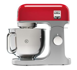 Kenwood KMX750RD/ KMix Kitchen Machine 1000W (Red) sample