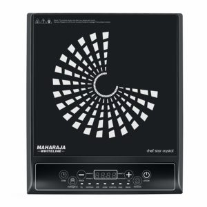 Maharaja Whiteline Chef Star Ceramic IC-108 1400-Watt Induction Cooker (Black)​ sample
