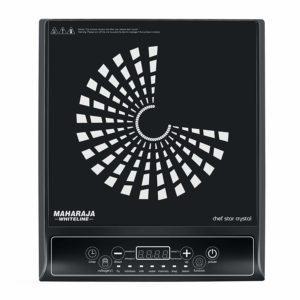Maharaja Whiteline Chef Star Ceramic IC-108 1400-Watt Induction Cooker (Black) sample