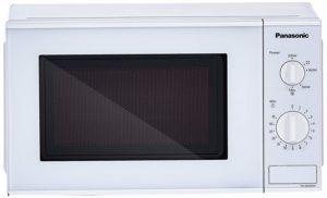 Panasonic 20 L Solo Microwave Oven (NN-SM255WFDG, White) sample