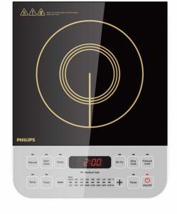 Philips Viva Collection HD4928/01 2100-Watt Induction Cooktop (Black)  sample