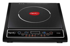 Pigeon by Stovekraft Cruise 1800-Watt Induction Cooktop (Black) ​sample