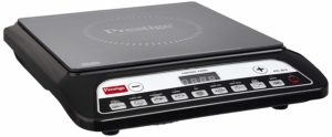 Prestige PIC 20 1200 Watt Induction Cooktop with Push Button (Black) sample