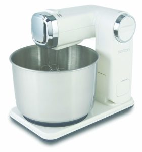 Salton KM1390 Foldable Stand Mixer, White​ sample