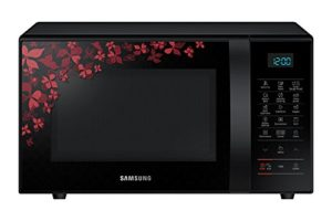 Samsung 21 L Convection Microwave Oven (CE77JD-SB:XTL, Black)​ sample