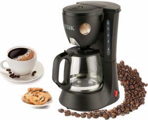 Stok ST-DCM01-1: 600 Watt Drip Coffee Maker - 6 Cups(600Ml) sample