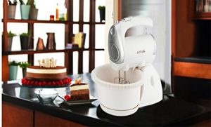 Stok St-Sm01 Stand Mixer 2 In 1 Detachable Hand Mixer With Powerful Motor 350 Watt ​ sample