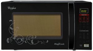 Whirlpool 20 L Convection Microwave Oven (Magicook Elite-20L, Elite Black)​ sample