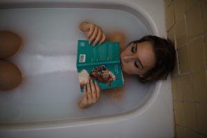 bathtub sample