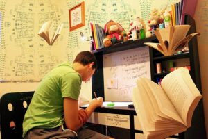 study room sample