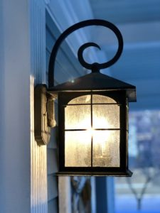 veranda lighting sample