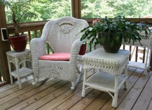 veranda seating sample