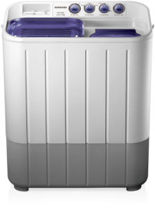 Haier 7.2 kg Semi-Automatic Top Loading Washing Machine sample