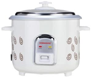 SOWBAGHYA Aannam Plus 1.8 L Rice Cooker sample
