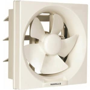 Ventilair Dx 35-Watt 250 mm Fan ( Off white ) from Havells sample