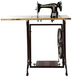 Brather Prema Cast Iron Tailor Round Arm Sewing Machine