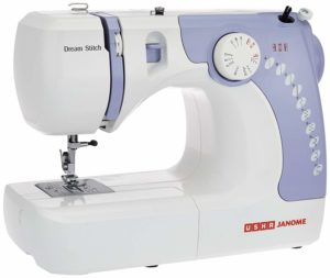 Usha janome dream stitch zig zag automatic electric sewing machine