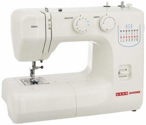 Usha janome allure 75 – watt sewing machine