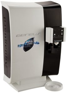 Eureka Forbes Aquaguard Geneus RO+UV 7-Litre Water Purifier sample