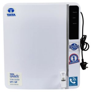 Tata Swach Viva Silver UV + UF Water Purifier sample