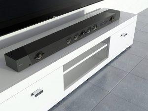 Sony HT-ST5000 7.1.2ch Dolby Atmos 4K Wireless Soundbar Home Theatre System sample