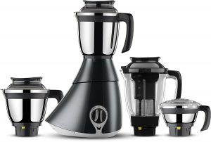 Butterfly Matchless 750-Watt Mixer Grinder with 4 Jars (Grey/White) sample