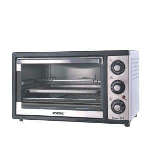 Borosil Prima 25 L OTG, with Motorised Rotisserie and Convection, 1500 W, 6 Stage Heating Function, SilverBorosil Prima 25 L OTG, with Motorised Rotisserie and Convection, 1500 W, 6 Stage Heating Function, SilverBorosil Prima 25 L OTG, with Motorised Rotisserie and Convection, 1500 W, 6 Stage Heating Function, Silver sample