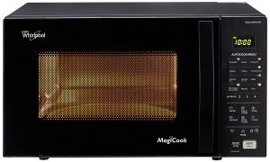 Whirlpool 20 L Convection Microwave Oven (Magicook 20BC, Black)Whirlpool 20 L Convection Microwave Oven (Magicook 20BC, Black)Whirlpool 20 L Convection Microwave Oven (Magicook 20BC, Black) SAMPLE