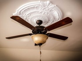 ceiling fan sample