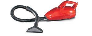 Eureka Forbes Super Clean Handheld Vacuum Cleaner (Red/Black) SAMPLE