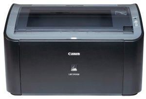 Canon USB 2.0 laser printe sample