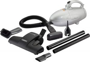 Eureka Forbes Easy Clean Plus 800-Watt Vacuum Cleaner with Suction & Blower (Sliver) sample