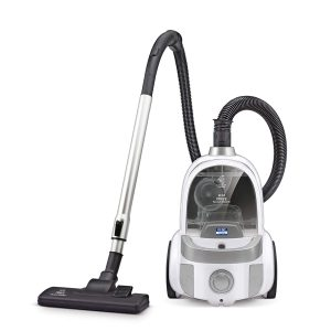 KENT Force Cyclonic Vacuum Cleaner 2000-Watt (White and Silver) sample