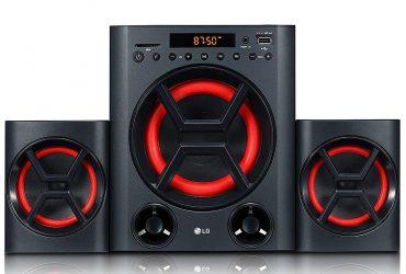 LG - LK72B Boom Blastic Multimedia Speakers (Black) sample