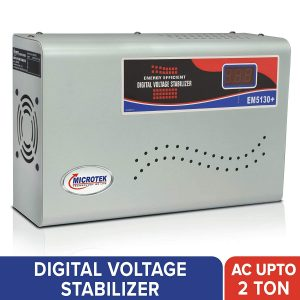 Microtek EM5130+ Automatic Voltage Stabilizer for AC up to 2 Ton sample