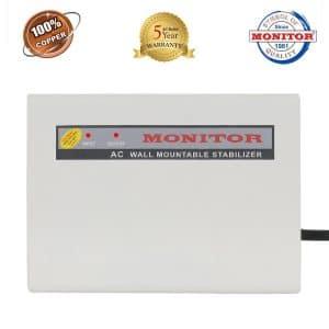 Monitor 4-KVA Voltage Stabilizer for 1.5 Ton Split/Inverter AC SAMPLE