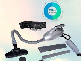 Nikoy Vacuum Cleaner for Home Blowing/Multi-Functional Portable Handheld Car Electric Vacuum/Blowing sample